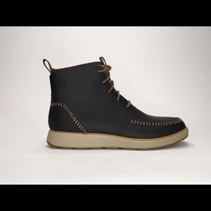 CHACO DIXON HIGH TOP WATERPROOF LEATHER BOOTS